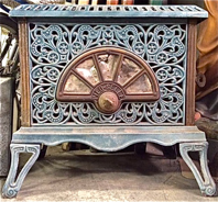 Pied-Selle Stove